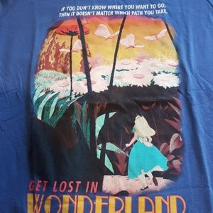 Disney Alice and Wonderland